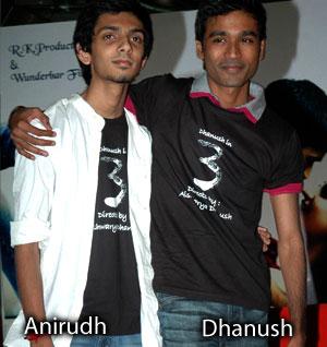 Why This Kolaveri Di_Anirudh,Dhanush,Shruti Hassan, Aishwarya