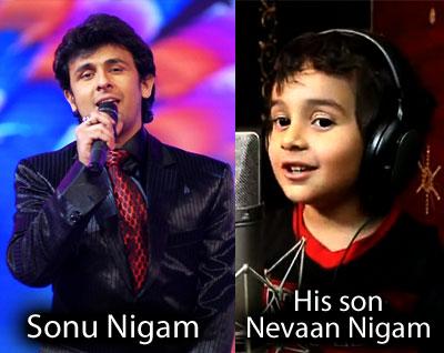 Kolaveri Di featuring Nevaan Nigam- Sonu Nigam