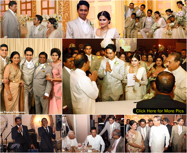 minister wijedasas sons wedding day minister wijedasa